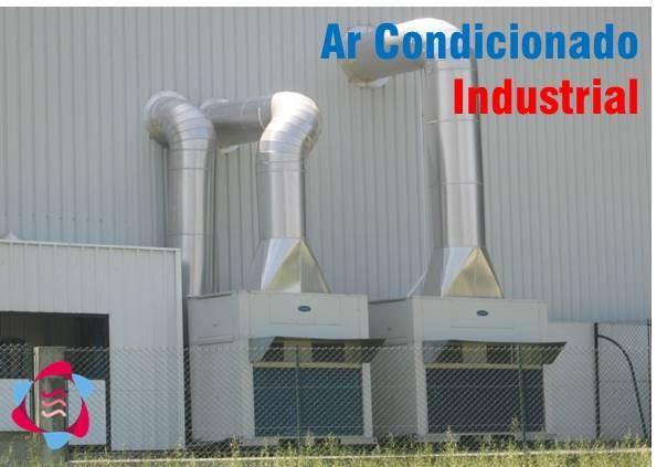 Ar Condicionado Industrial