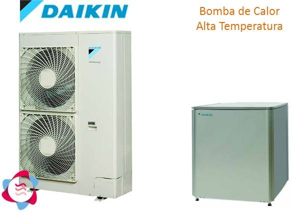 Daikin Altherma - Alta Temperatura