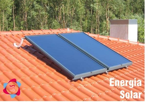 Energia Solar - Circulação Forçada