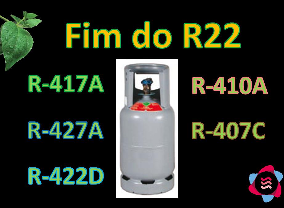 Fim do R22 (HCFC)