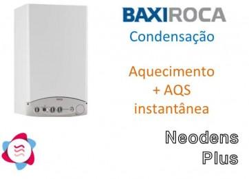 Caldeira Gás Condensação Neodens Plus