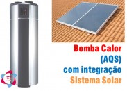 Energia Solar Integrada com Bomba de Calor - Troia